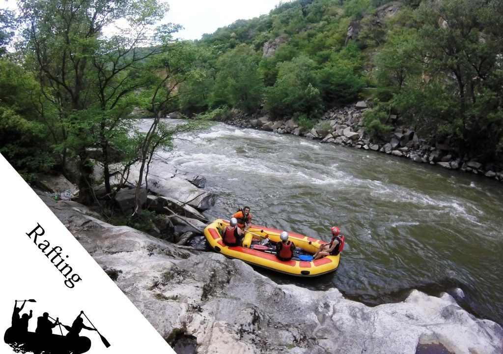 A - rafting