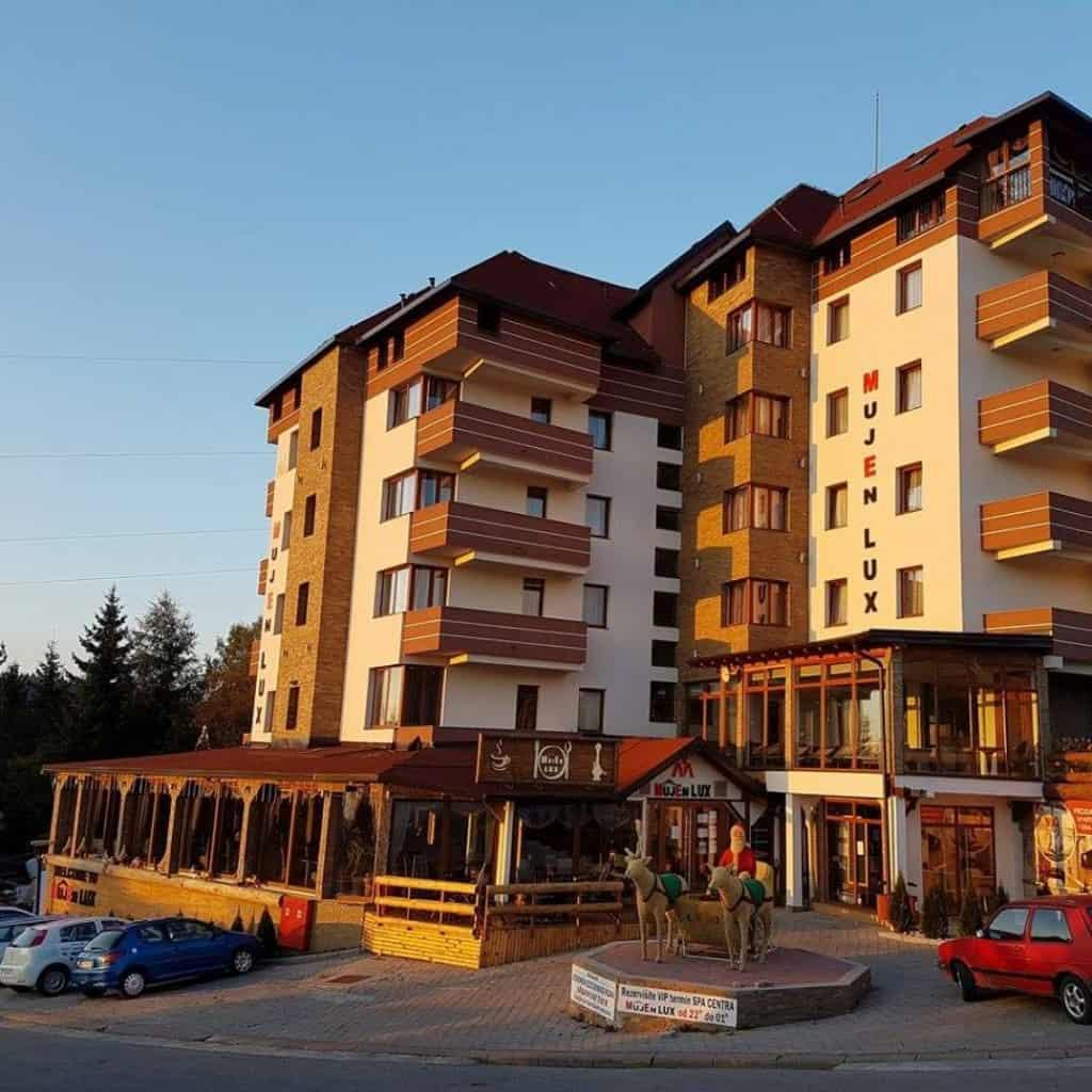Hotel MujEn Lux Kopaonik