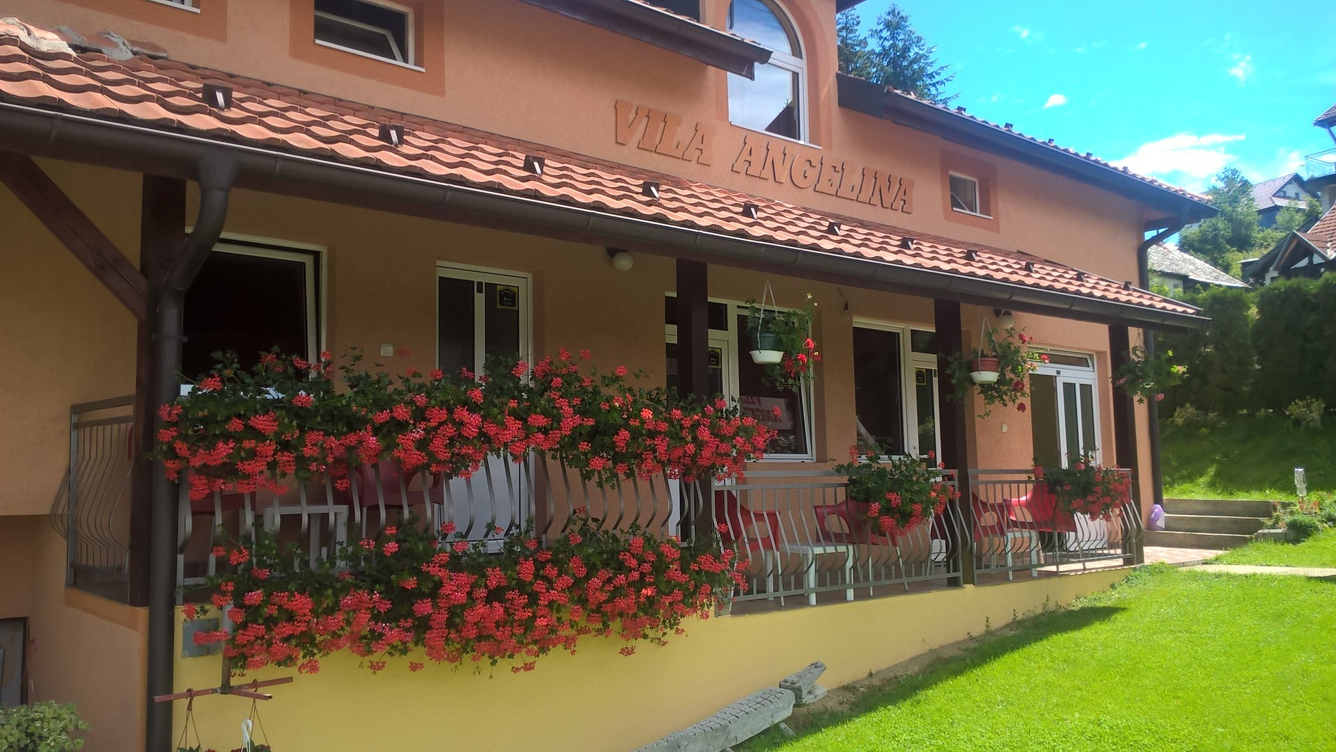 Seosko turističko domaćinstvo Vila Angelina