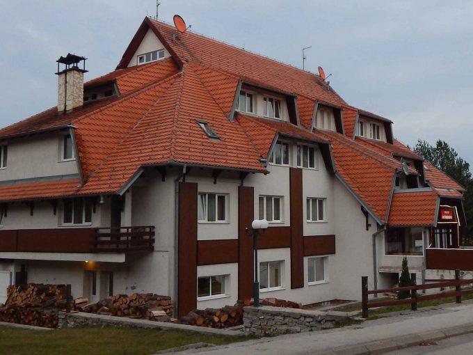Vila Bob Petošević Divčibare