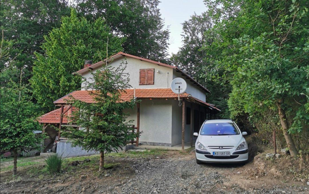 Vila Mačak Jastrebac