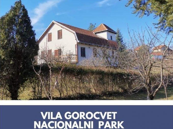 Vila Gorocvet Fruška gora