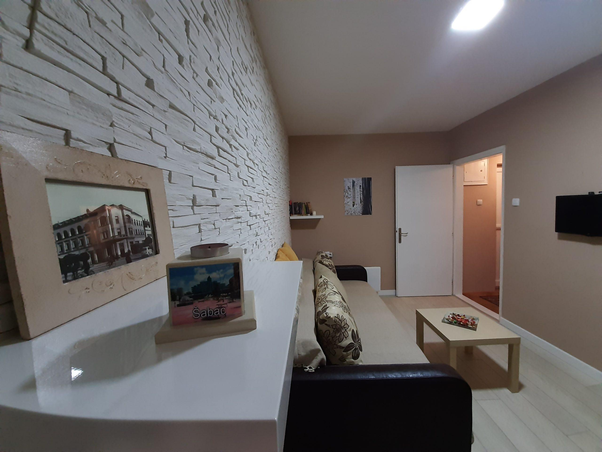 Apartman Ana Šabac