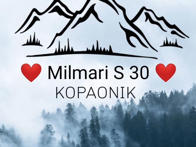 Kopaonik Milmari S 30