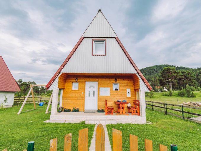 Village Borje & House Sandra