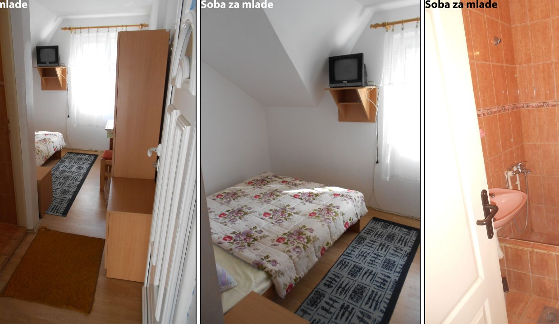 Soba za mlade - 1