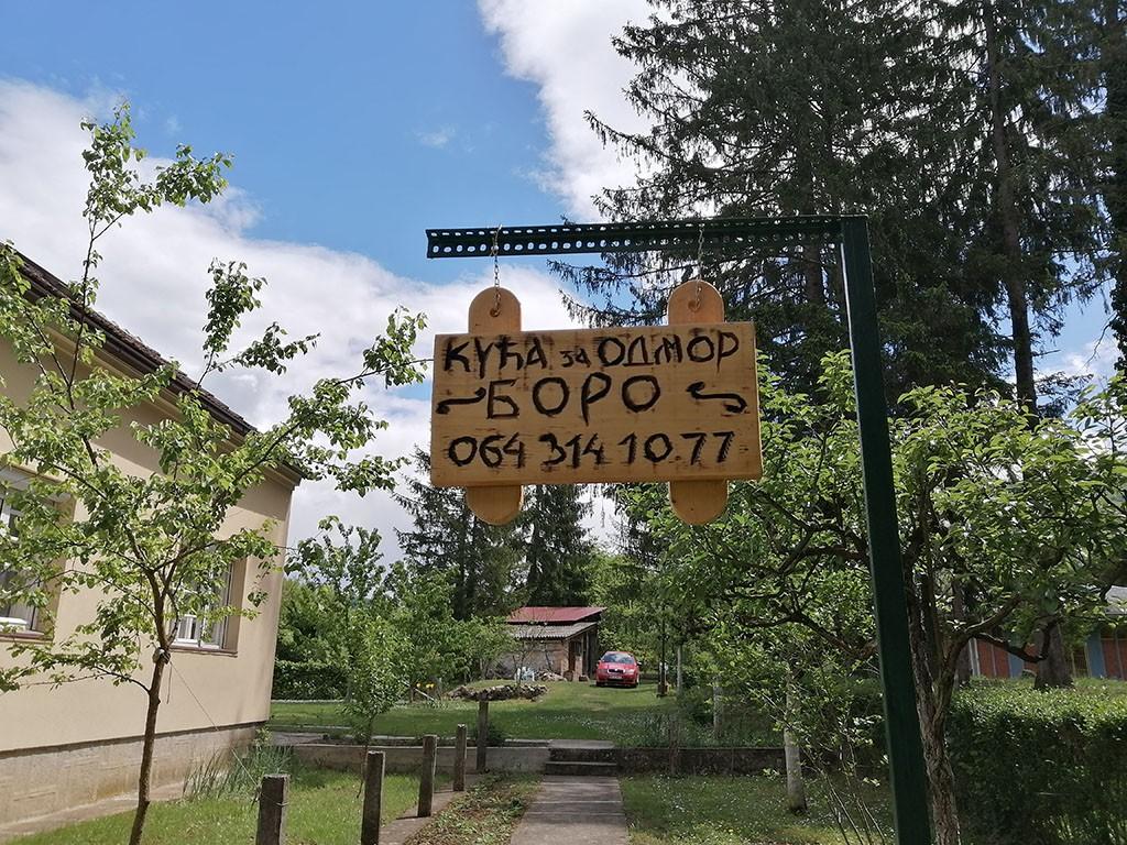 Kuća za odmor Boro