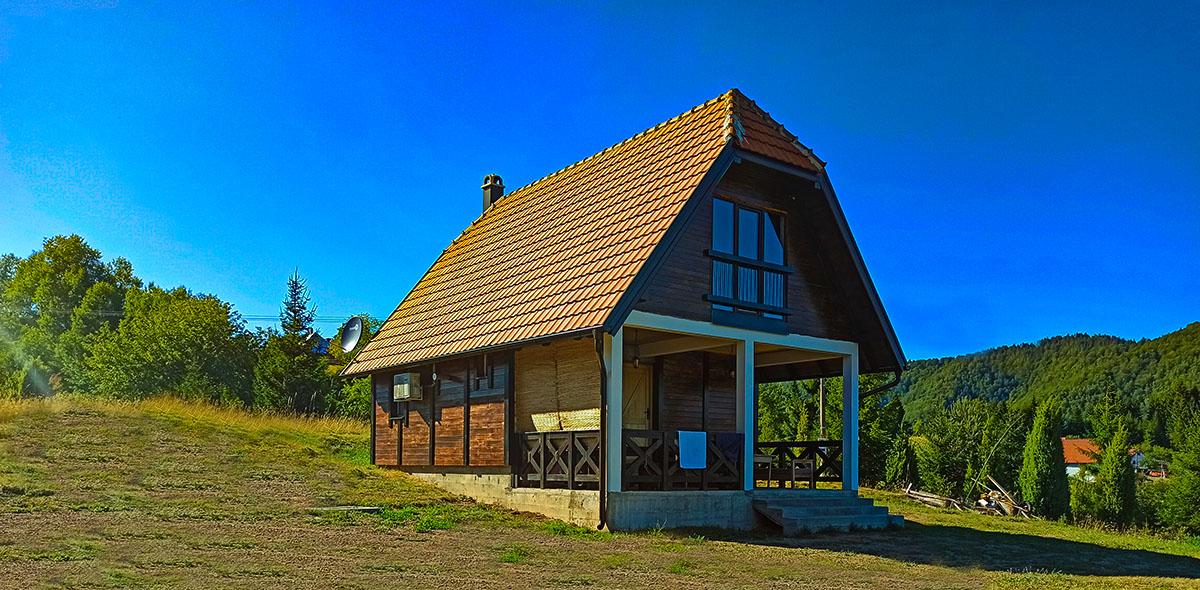 Planinska Kuća Olga
