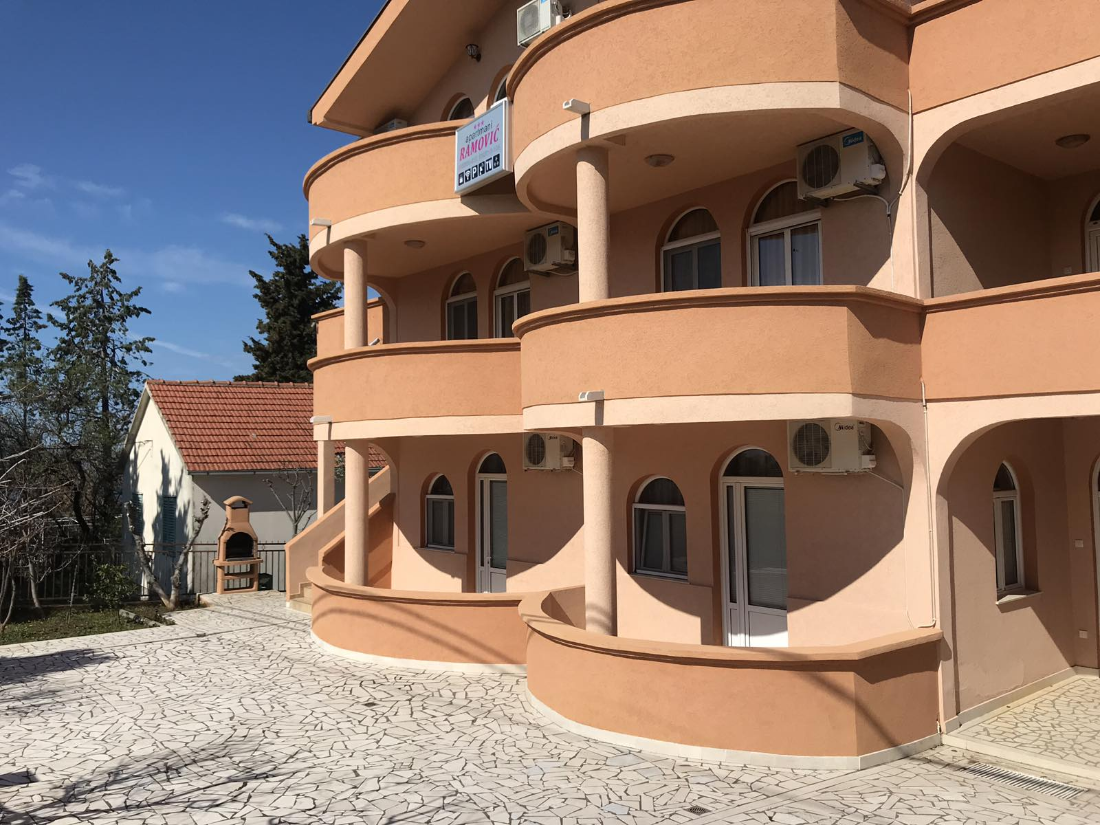 Apartmani Ramović Dobre Vode