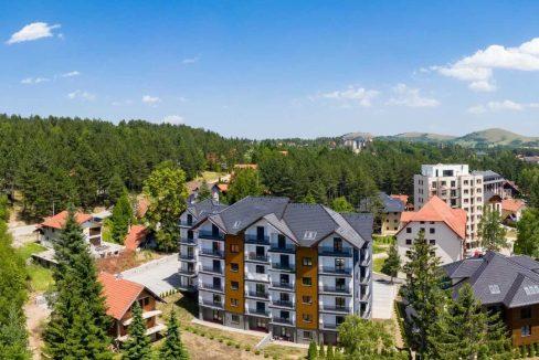 Apartmani Sacro Monte Zlatibor, sta obici na zlatiboru