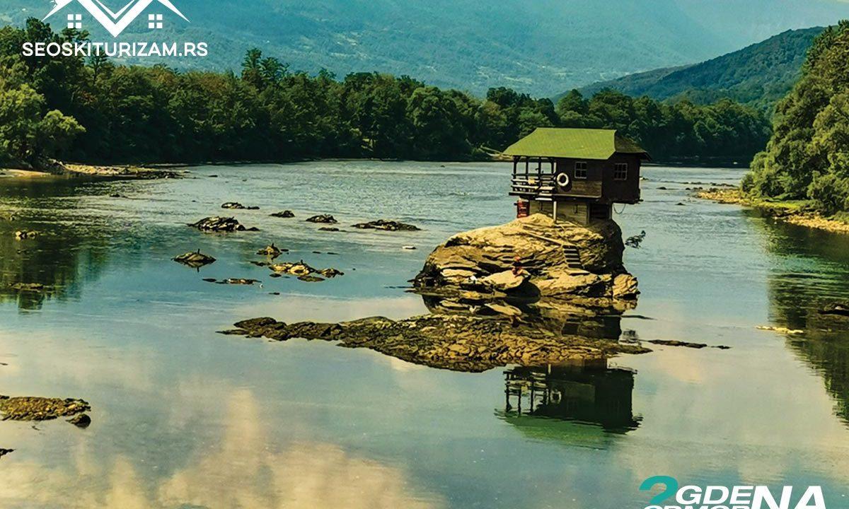 Kućica na Drini, Bajina Bašta